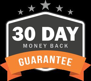30 day moneyback guarantee