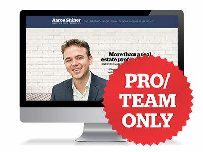 Personal Profile Website