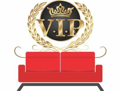 VIP Members Lounge